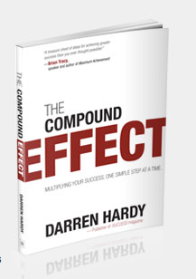 The Compound Effect business success book